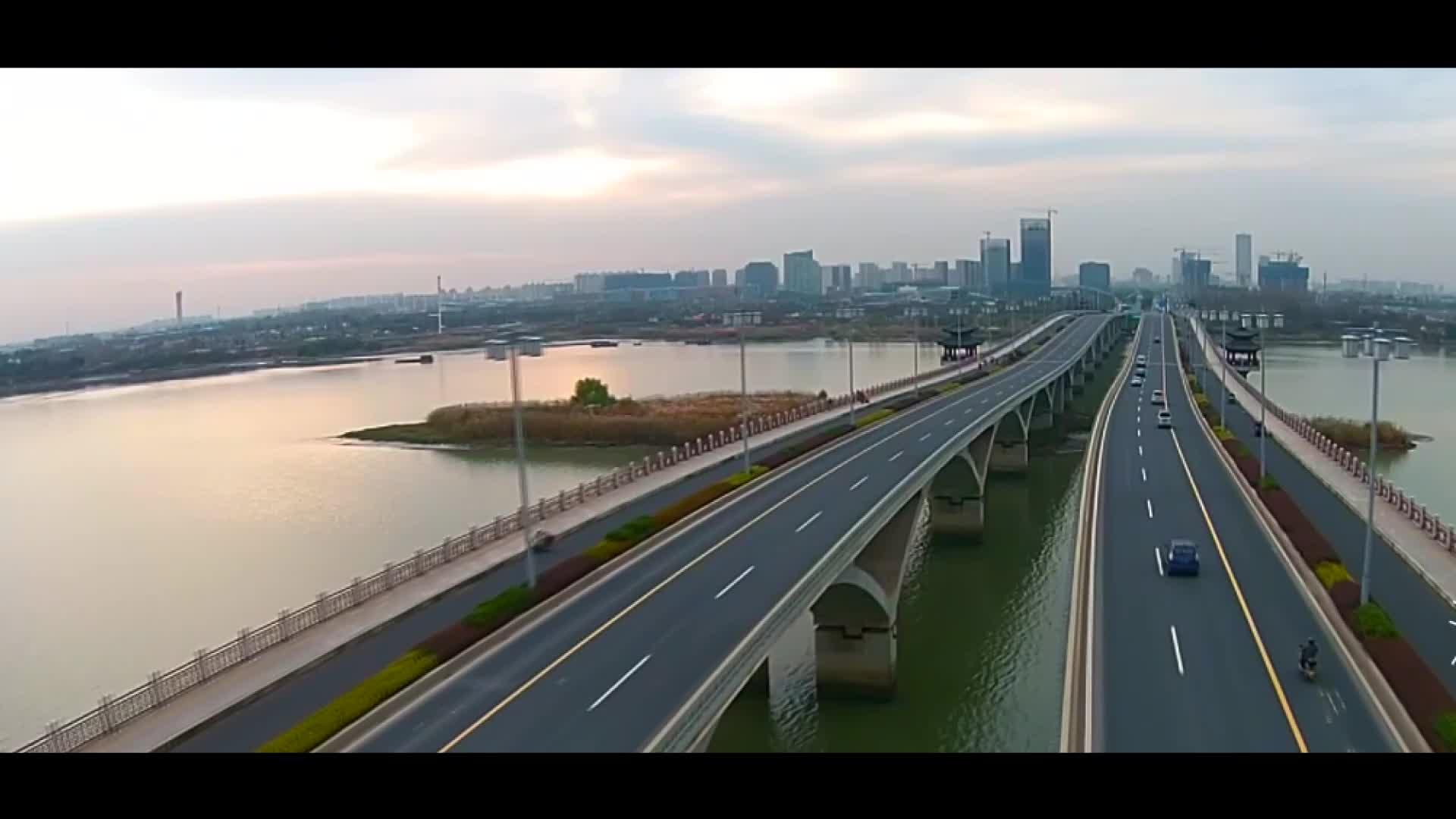 江都大桥高清风景
